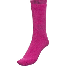 Woolpower 400 Chaussettes, cerise